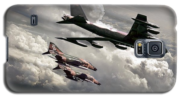 Combat Air Patrol Galaxy S5 Case by Peter Chilelli