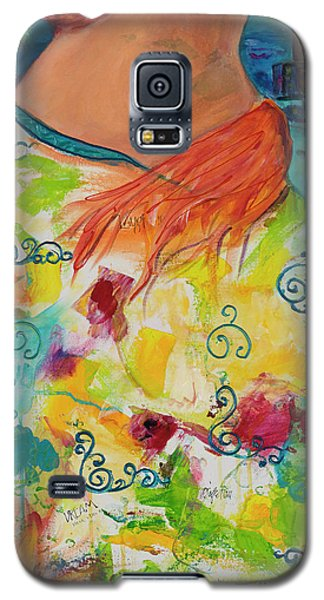 Combustible Galaxy S5 Case