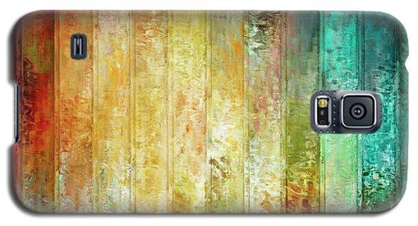 Come A Little Closer - Abstract Art Galaxy S5 Case