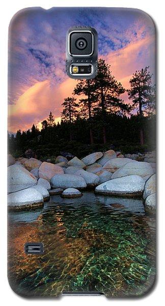 Come Into My World Galaxy S5 Case