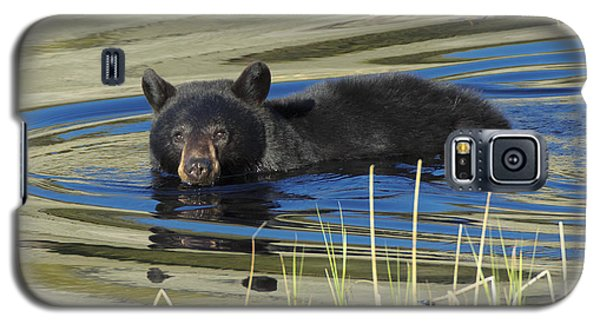 Come On In The Water Is Warm Galaxy S5 Case