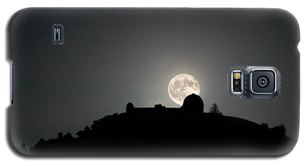 Come On You Stranger, And Shine In On Lick Observatory Galaxy S5 Case