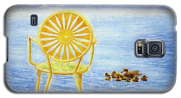 Come, Sit Here Galaxy S5 Case by Thomas Kuchenbecker
