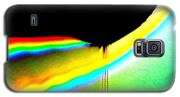 Come-sit In My Rainbow Galaxy S5 Case