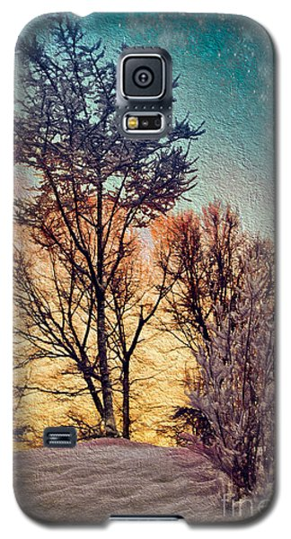 Galaxy S5 Case featuring the painting Come The Light by Dan Carmichael