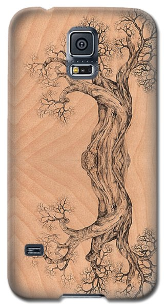 Come Together Tree 38 Hybrid 1  Galaxy S5 Case