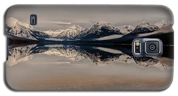 Lake Mcdonald Glacier National Park Galaxy S5 Case