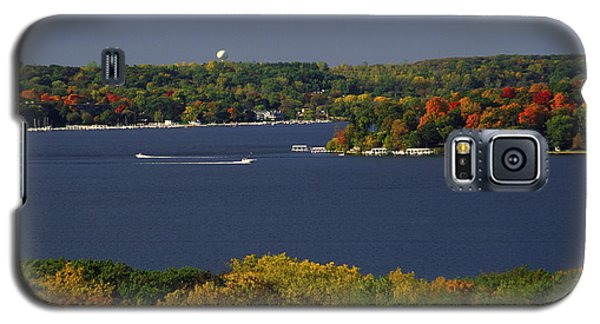 Coming And Going - Lake Geneva Wisconsin Galaxy S5 Case