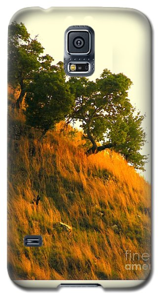 Galaxy S5 Case featuring the photograph Coming Home Again by Joe Jake Pratt