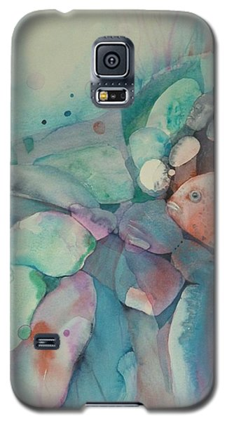 Coming Out Galaxy S5 Case by Donna Acheson-Juillet