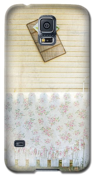 Coming Up Roses Galaxy S5 Case