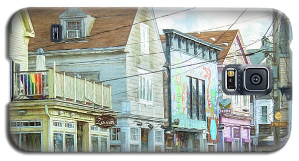 Commercial St #1 Galaxy S5 Case