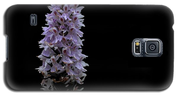 Common Spotted Orchid Galaxy S5 Case