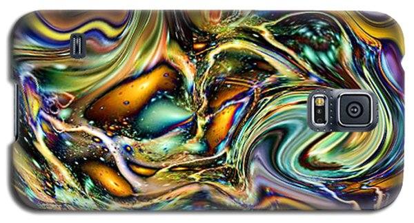 Commotion In The Motion Vii Galaxy S5 Case by Jim Fitzpatrick