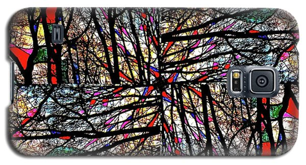 Communal Branches Galaxy S5 Case