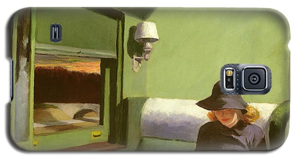 Train Galaxy S5 Case - Compartment C by Edward Hopper