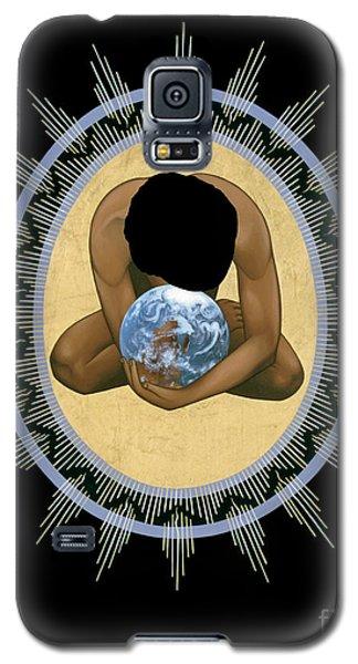 Compassion Mandala - Rlcmm Galaxy S5 Case