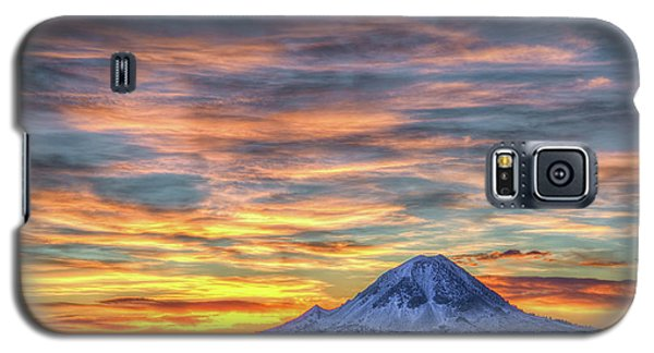 Complicated Sunrise Galaxy S5 Case