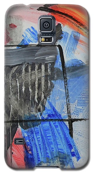 Composition 20188 Diptych Left Panel Galaxy S5 Case