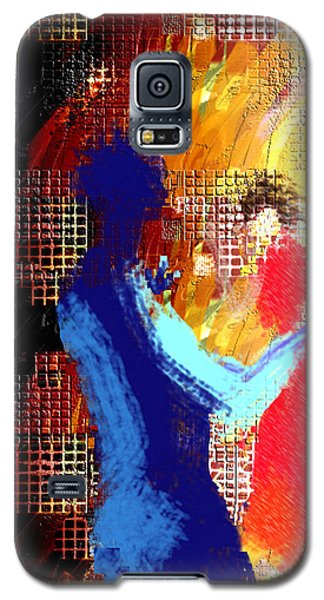 Composition Galaxy S5 Case by Asok Mukhopadhyay