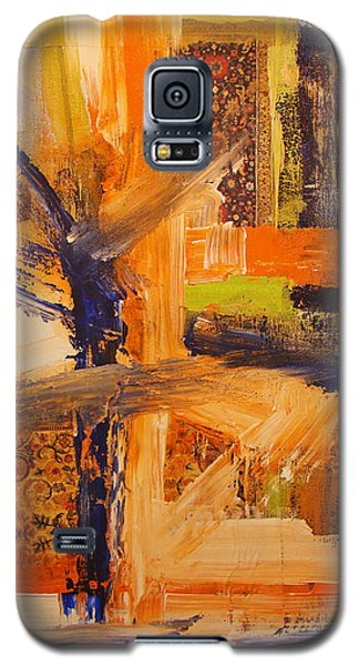Composition Orientale No 5 Galaxy S5 Case by Walter Fahmy