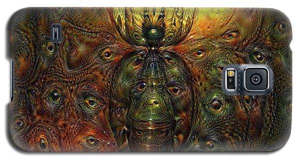 Computer Dreams 2 Galaxy S5 Case by Melissa Messick