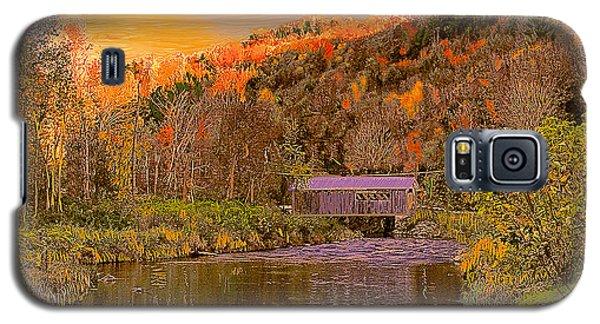 Comstock Bridge Galaxy S5 Case