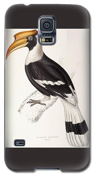 Concave Hornbill Galaxy S5 Case