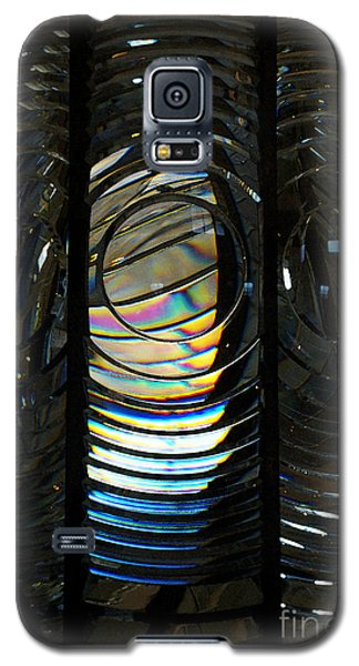 Concentric Glass Prisms - Water Color Galaxy S5 Case