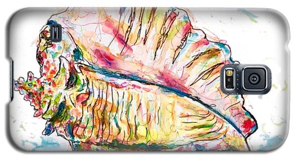 Conch Shell Galaxy S5 Case