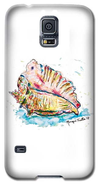 Conch Shell Galaxy S5 Case