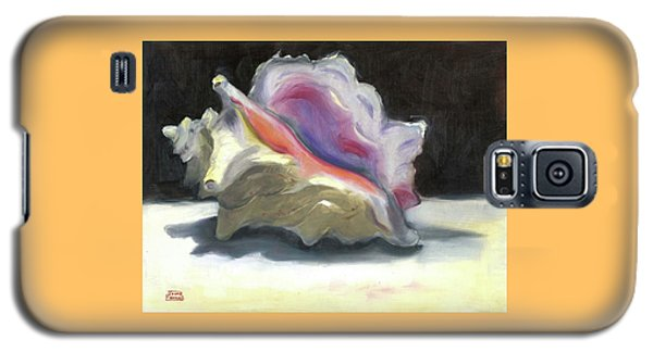 Conch Shell Galaxy S5 Case by Susan Thomas