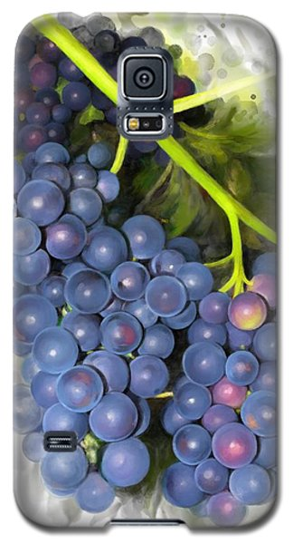 Concord Grape Galaxy S5 Case
