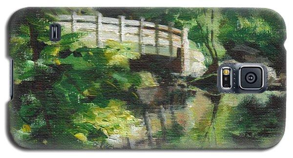 Concord River Bridge Galaxy S5 Case