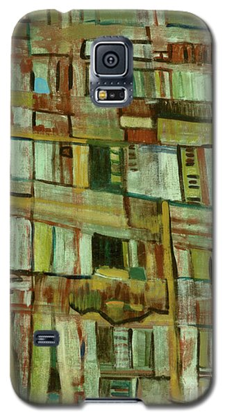 Galaxy S5 Case featuring the painting Condo by Paul McKey