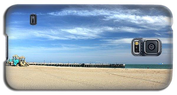 Coney Island Beach Galaxy S5 Case