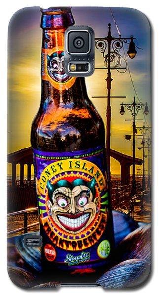 Coney Island Beer Galaxy S5 Case