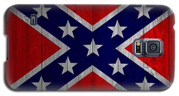 Confederate Flag Barn Door Galaxy S5 Case