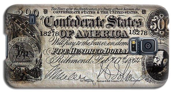 Confederate Money Galaxy S5 Case