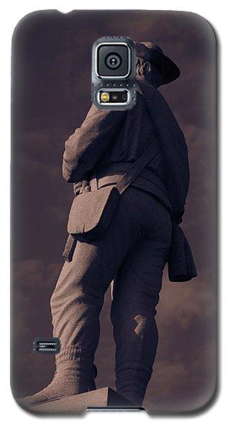 Confederate Statue Galaxy S5 Case