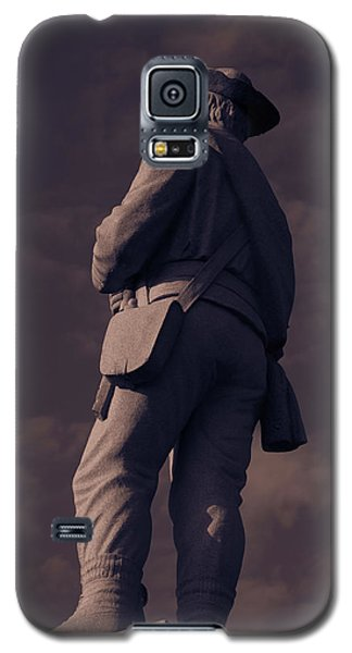Confederate Statue Galaxy S5 Case