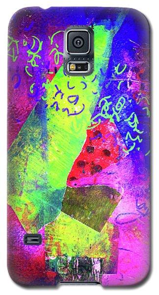 Confetti Galaxy S5 Case by Nancy Merkle