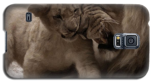Galaxy S5 Case featuring the photograph Confidence 2 by Christine Sponchia