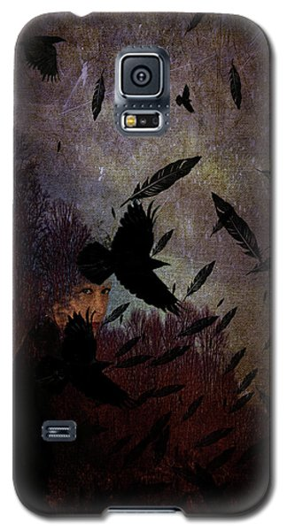 Conflict Of The Crows Galaxy S5 Case
