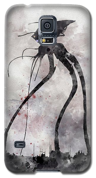 Conflict Galaxy S5 Case by Rebecca Jenkins