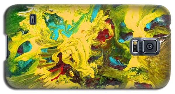 Confrontation Galaxy S5 Case by Polly Castor