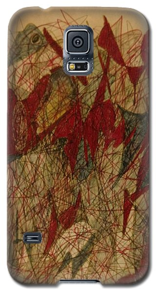 Conglomerate Synthesis  Galaxy S5 Case
