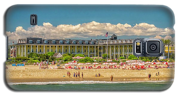 Congress Hall In Cape May Galaxy S5 Case