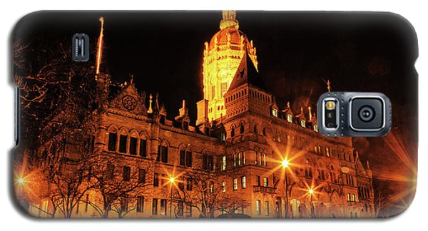 Connecticut State Capitol Galaxy S5 Case