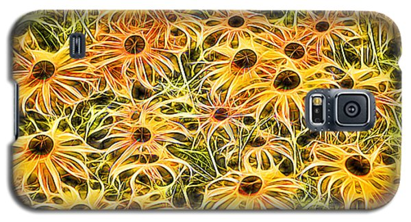 Connections Galaxy S5 Case by Dennis Lundell